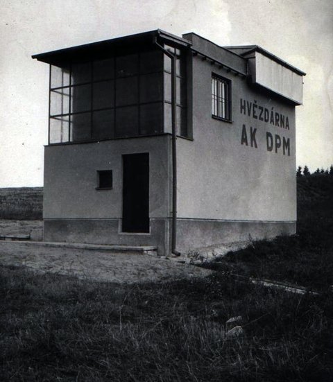 hvězdárna Moravská Třebová