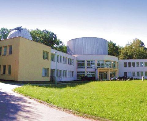 Hvězdárna a planetárium Johanna Palisy Ostrava