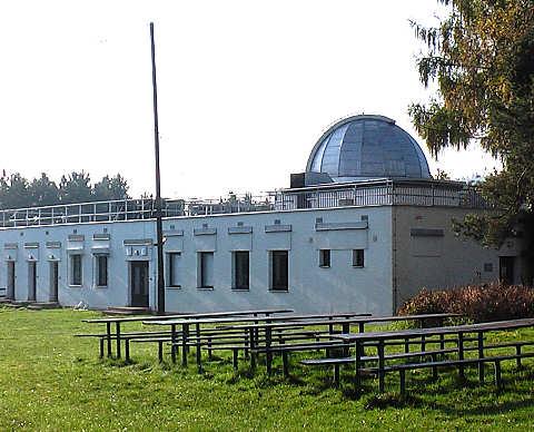 Hvězdárna v Úpici